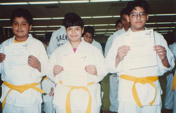 KDOOA Belt Ceremony.