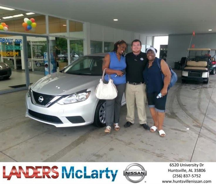 Landers McLarty Nissan Customer Review I am the happiest
