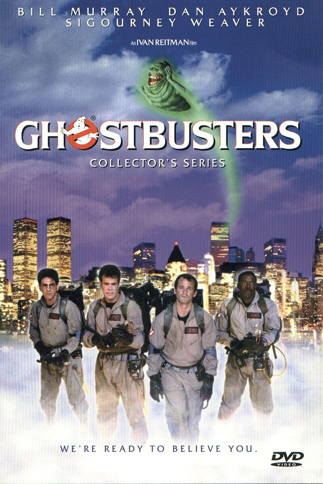 17 Halloween Movies That Aren't Super Scary Ghostbusters