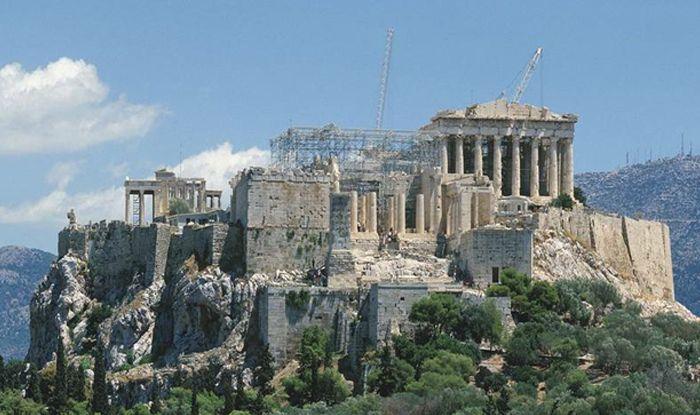 Акрополь (Парфенон)