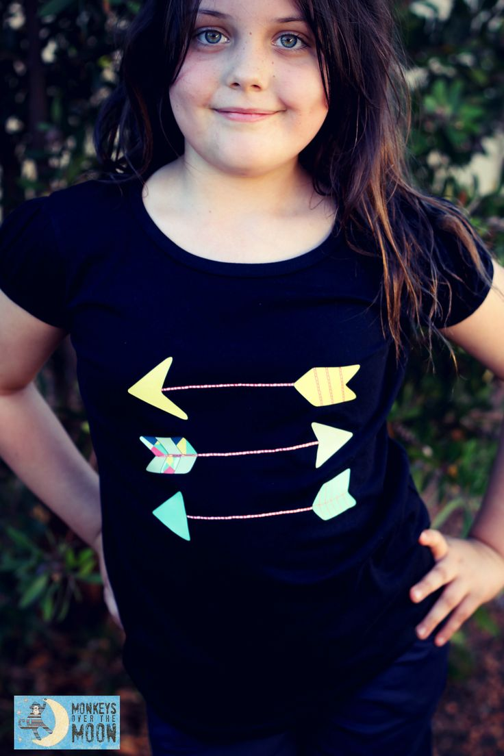 New arrows in print design Perfect for the tweens and ladies!