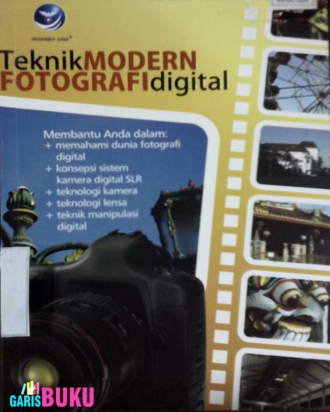 Teknik Modern Fotografi Digital