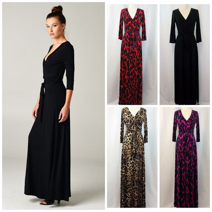 Wrap Dresses The wrap dress is the perfect style for every shape, providing classic curves whether you're after a mini, midi or maxi. Crossover and tie front dresses create the ultimate silhouette for going out to going to work.