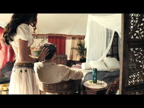 CLEAR MEN SCALP THERAPY™ TV Commercial. hair and make up. huey tilley