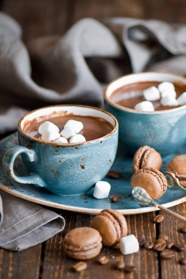 | #Cioccolata calda #bio | Primi freddi d' #autunno |