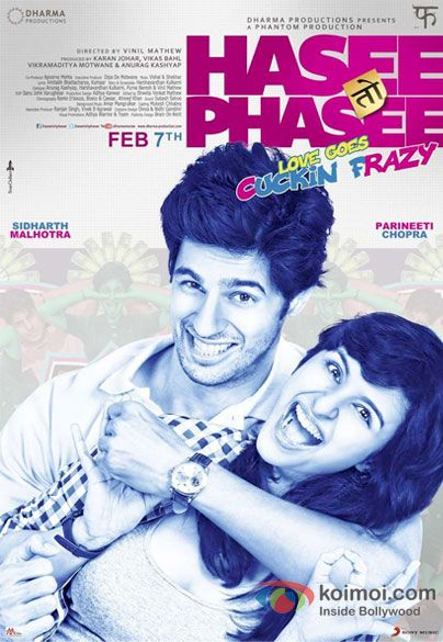 Hasee Toh Phasee (2014) [DVDRip]