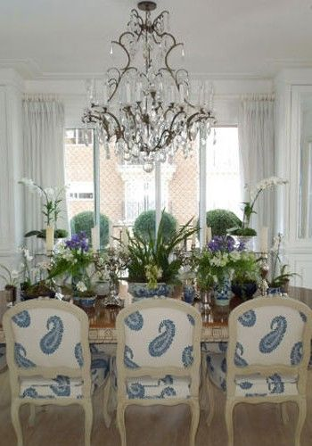Nossa sala de jantar