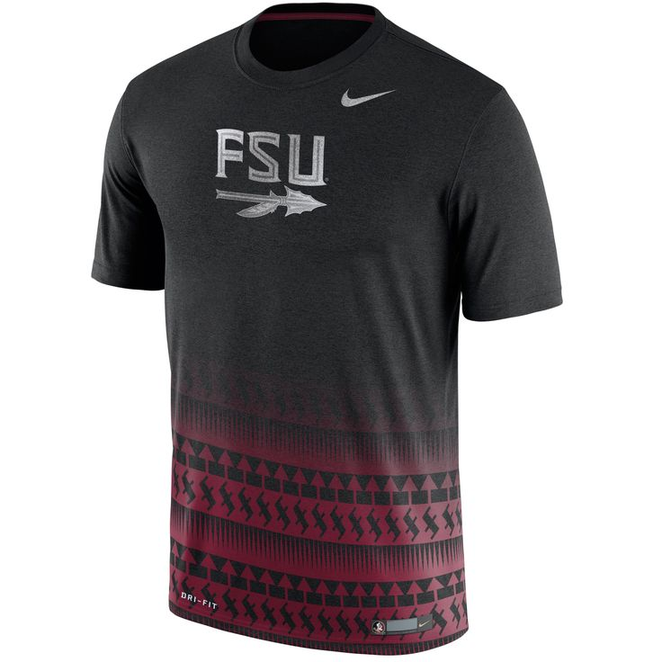 College Florida State Seminoles Nike New Day Innovation T