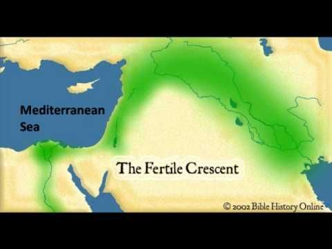Classical Conversations - Cycle 1 - Week 1 - Geography - Fertile Crescent