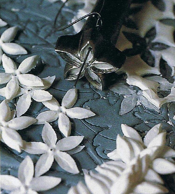 The art of flower making