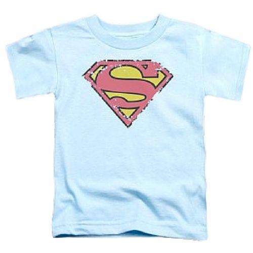 Worn Superman Crest
