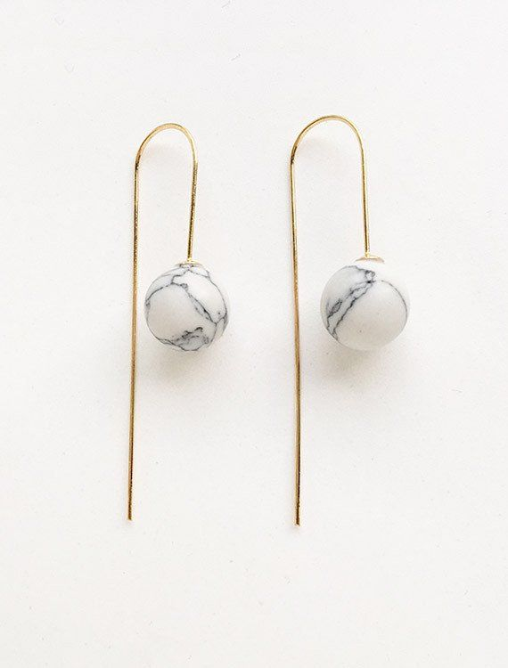 Love these marble earrings- can't wait to get them!