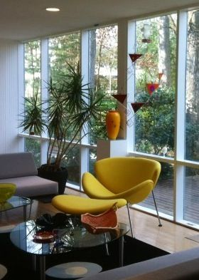 #Artifort | Orange Slice chair