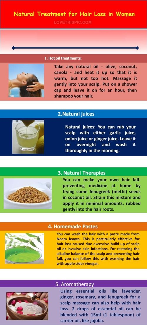 Natural Treatment For Hair Loss Pictures, Photos, and Images for Facebook, Tumblr, Pinterest, and Twitter