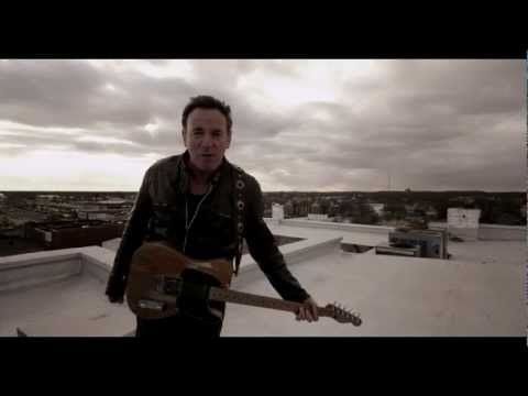 """We Take Care Of Our Own"" es lo más nuevo de Bruce Springsteen, de su álbum ""Wrecking Ball"""