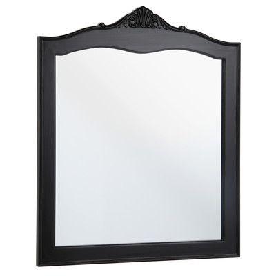 Foremost Violet Bathroom Mirror