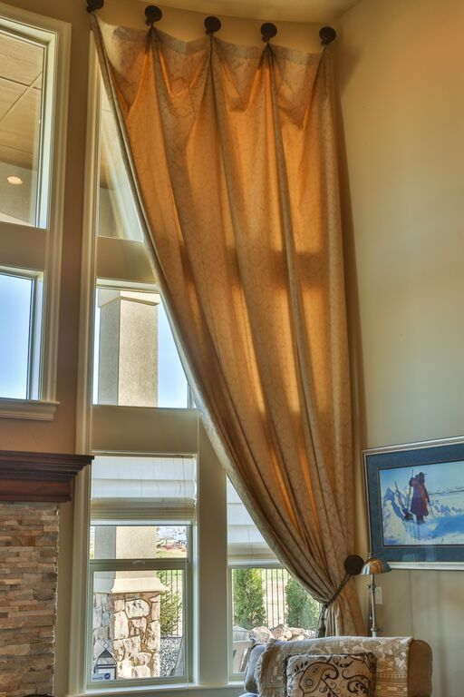 1000 Images About Inspired Drapes On Pinterest Roman