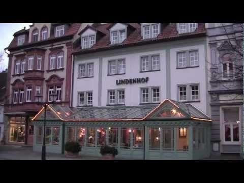 Hotel Review: Hotel Lindenhof, Ilmenau, Thuringia, Germany - November, 2011