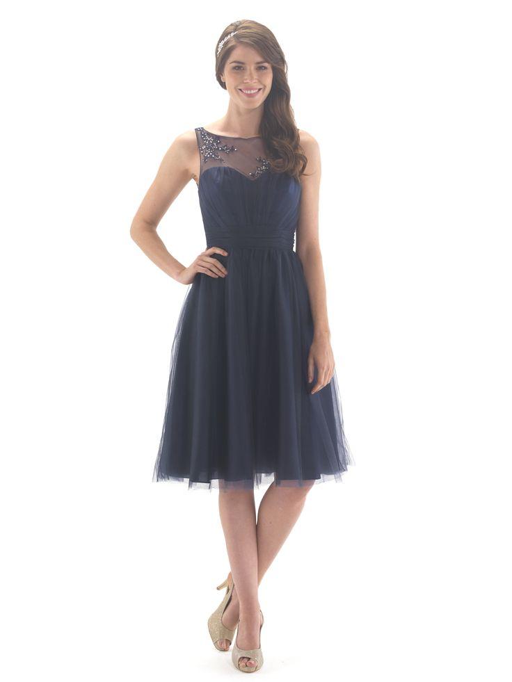 EN389 BRIDESMAID DRESS