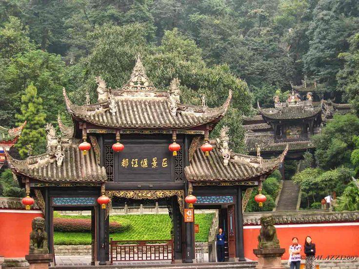 Dujangyan Sichuan China #ahevision