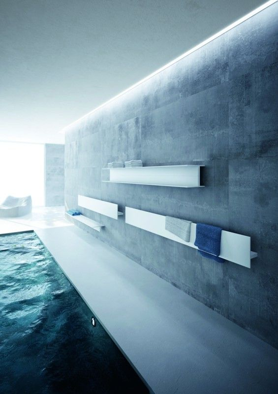 Serie T - RADIATOR Radiators towel warmer bathroom barbeques fireplaces bioethanol wood