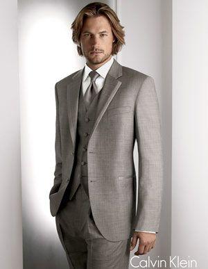 Grey Legend wedding look~