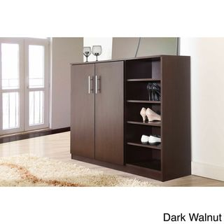 Furniture of America Westgate Oversize Shoe/ Multi-purpose Cabinet | Overstock.com Shopping - The Best Deals on Dressers