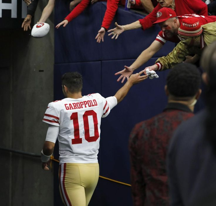 'We're going to win the Super Bowl': How Jimmy Garoppolo took just one month to transform the San Francisco 49ers