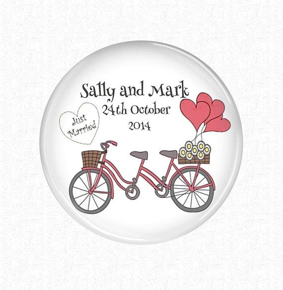 Wedding favors  - 20 Personalised wedding favour keepsakes new Wedding favour/bomboniere magnet