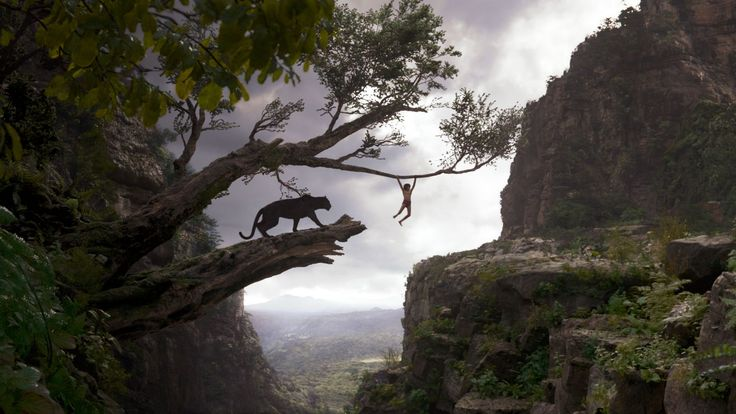 The Jungle Book · Film Review Disney's new take on The Jungle Book is gorgeous but under-conceived · Movie Review · The A.V. Club