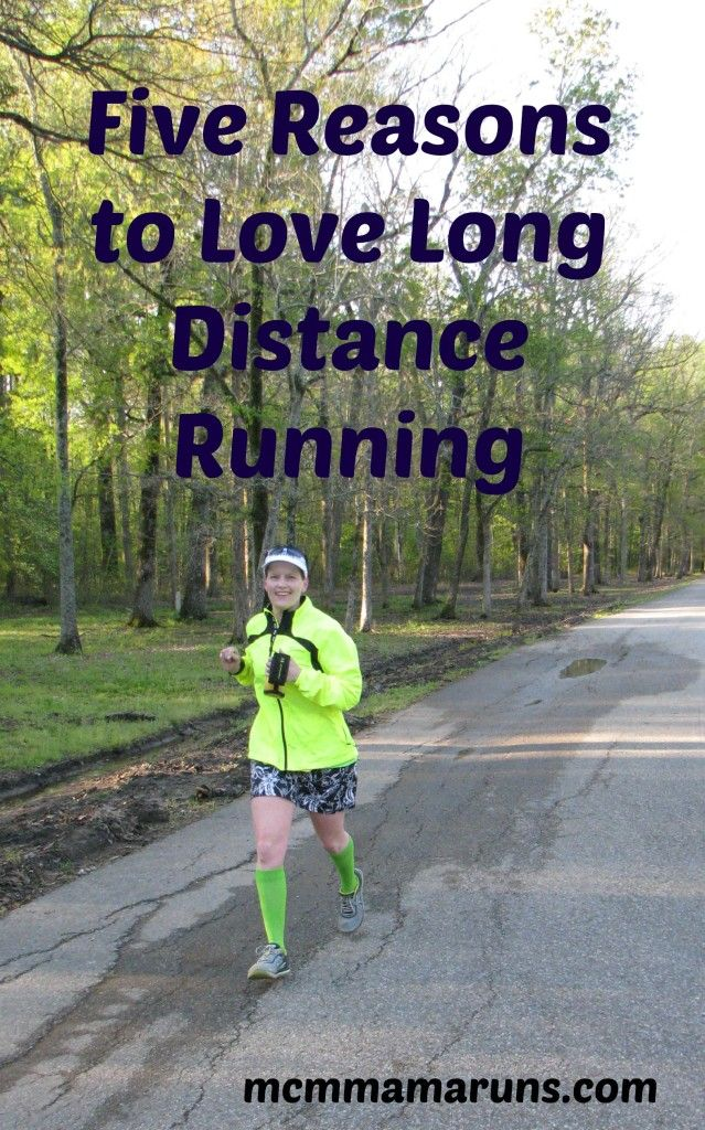 Reasons to Love Long Distance Running - When you start running double digit mileage, it's no longer just about fitness. It's about challenging yourself with something you love.