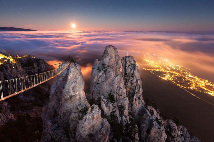 Monte Ai-Petry, Crimea, Ucrania