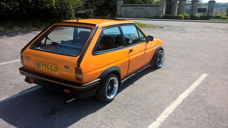Ford fiesta XR2 MkII in Cars, Motorcycles & Vehicles, Cars, Ford | eBay!