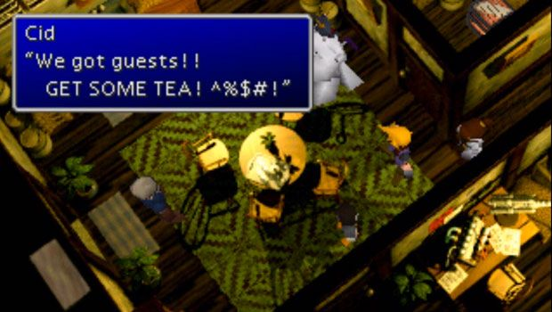 final fantasy humor | Final Fantasy VII - 15 reasons it was so memorable | GamesRadar