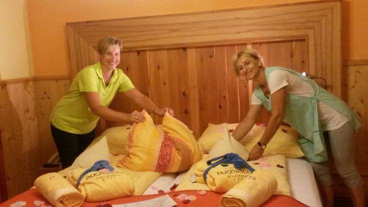 Wir freuen uns riesig über die neuen, Anti-Allergiker Matratzen in unserem #Thermenhof PuchasPLUS in #Loipersdorf!!!  Jetzt werden unsere Gäste noch besser schlafen - in allen Zimmern wurden die Matratzen von unseren fleißigen Mitarbeitern ausgetauscht. Überzeugt euch selbst von diesem einzigartigen Schlafkomfort!  Super tolle Angebote findet Ihr unter: www.thermenhof.info
