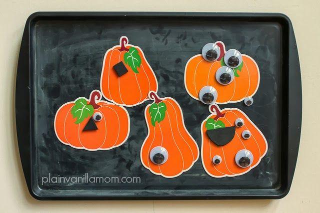 Plain Vanilla Mom: Funny Pumpkin Faces