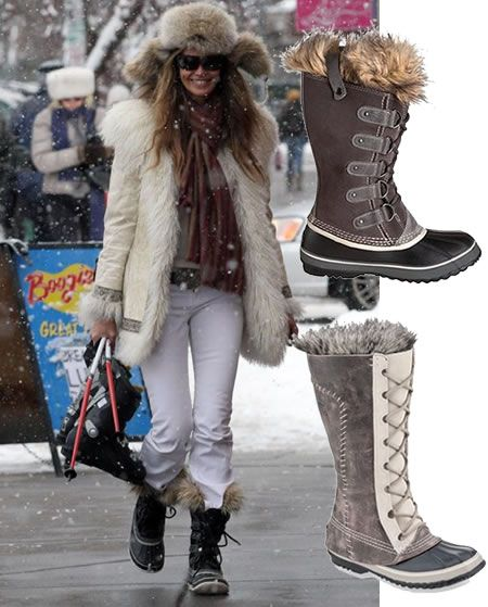 Warmest Womens Snow Boots - Yu Boots