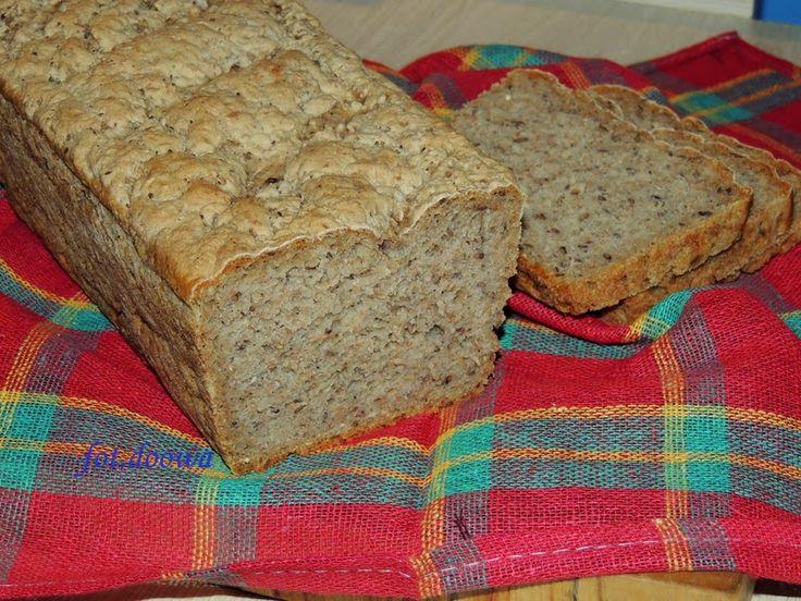 Moje Małe Czarowanie: Chleb żytni na zaczynie drożdżowym