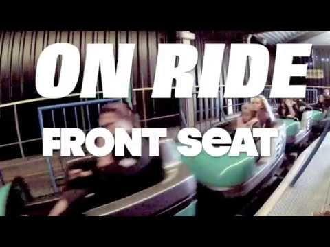Mount Mara / Revolution - On Ride - Front Seat - Bobbejaanaland - HD