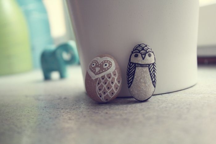 owl rocks: Google Image, Painting Pebble, Google Search, Rocks Owls, Crafty Diy, Barns Owls, Owls Pebble, Diy Owls, Owls Illustration