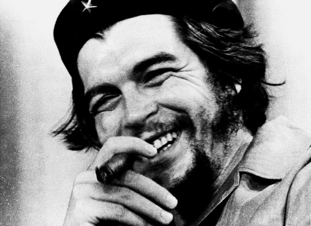 Che Guevarra, one of the greatest revolutionaries.  His quest to ultimately become who he was was truly formed in his very early adulthood.  A one of a kind and never a quitter, who always stood firmly by his ideals, at whatever the cost because you see it was worth it. Ole' Che para siempre.