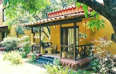 Cottages at The Corbett Hideaway, Uttarakhand, India