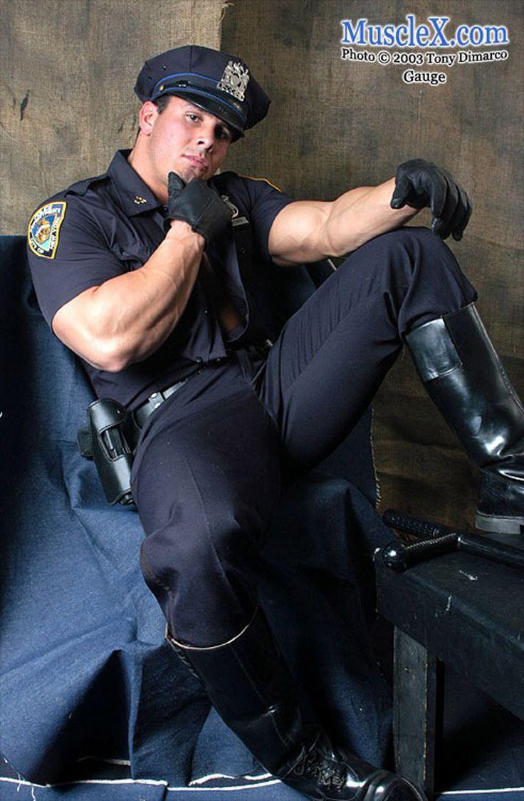Cop Xxx 69