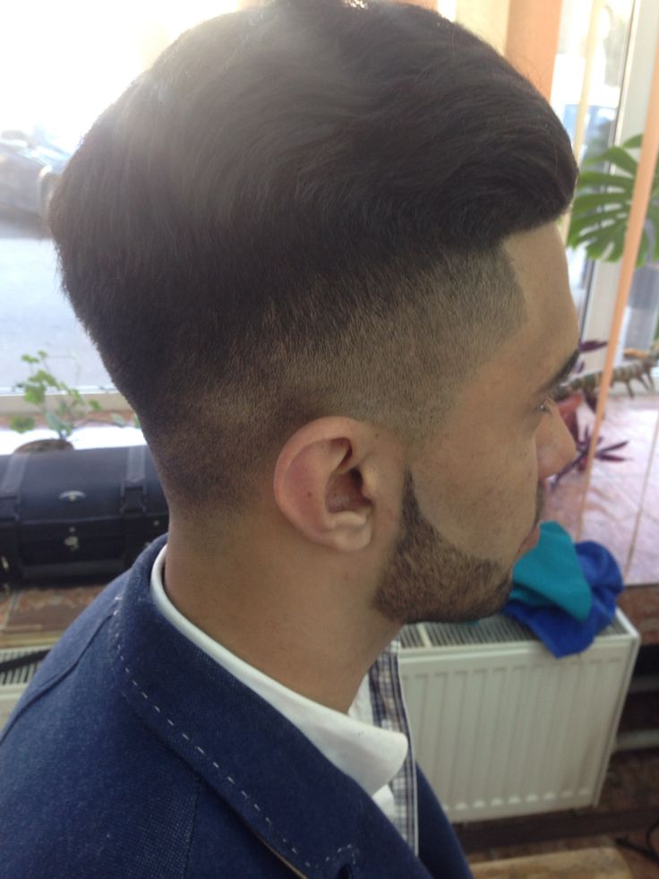 Haircuts fade side 2
