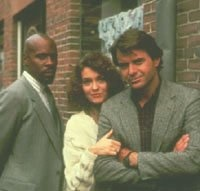 Spenser For Hire - (1985-88). Starring: Robert Urich, Avery Brooks  Barbara Stock, Ron McLarty, Carolyn McCormick and Richard Jaeckel.
