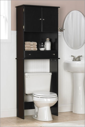 17 Best Ideas About Bathroom Cabinets Over Toilet On