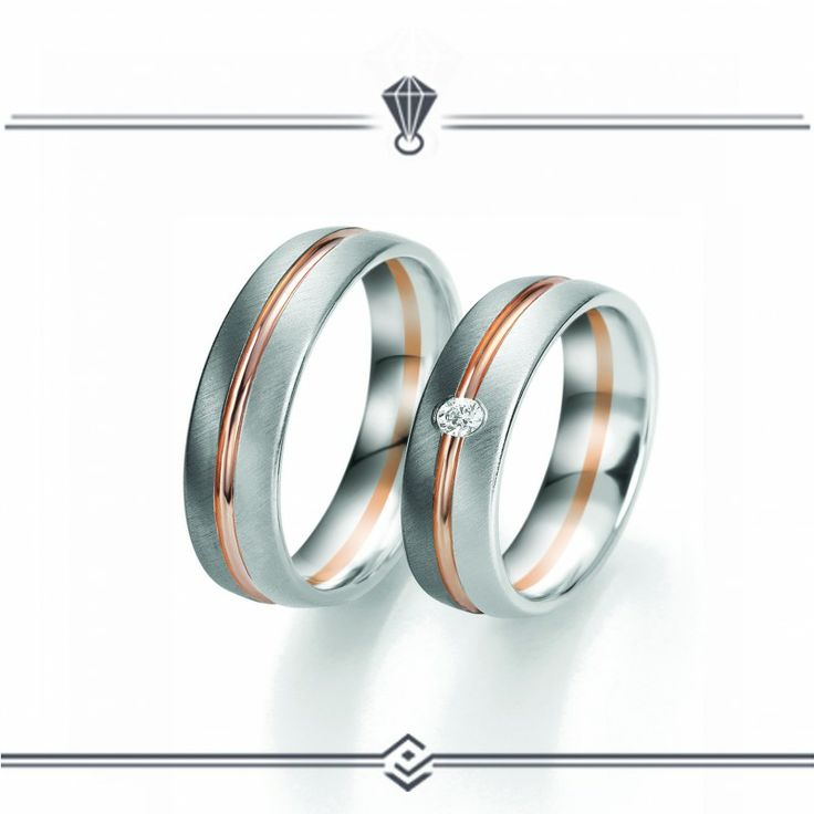 alliance de mariage en or blanc or rose et or noir 18 carat alliances alliances. Black Bedroom Furniture Sets. Home Design Ideas