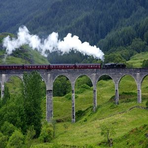Isle of Skye tour & Jacobite Steam Train journey - 3 days (Highland Explorer)