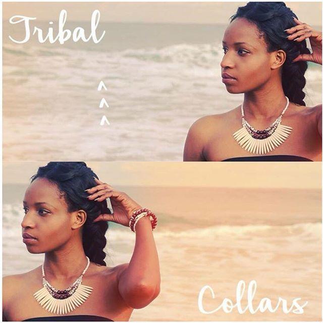 Tribal Collars - Threaded Earth