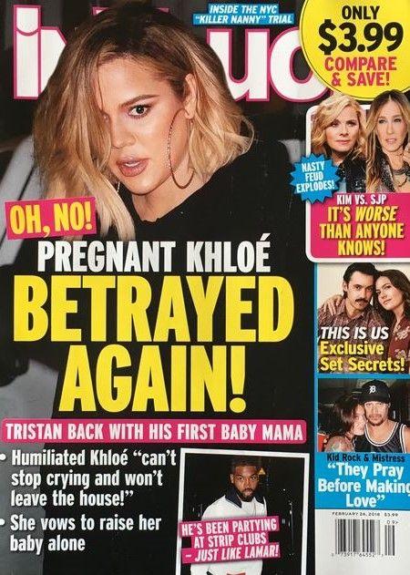 Khloe Kardashian And Boyfriend Tristan Thompson Relationship